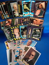MAX HEADROOM MOVIE CARDS - 1986 TOPPS SET (44) NON-SPORT CARD SET  ! LQQK !