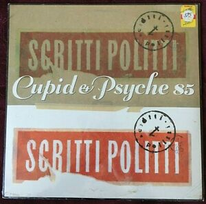 SCRITTI POLITTI VINYL cupid and psyche 85 LP SEALED Hypnotize THE WORD GIRL