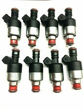 SET OF 8 MATCHED FLOW SET ROCHESTER FUEL INJECTORS 1996-2000 GM TRUCKS 7.4L