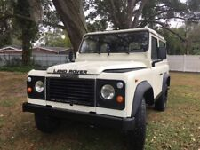 1989 Land Rover Defender SANTANA