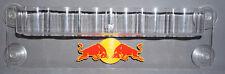 Red Bull Energy Drink Dosen Aufsteller Ständer m. Saugnäpfen Box Kunststoff NEU