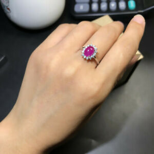 Natural Ruby Ring, Ruby Ring, Ruby Jewelry, Ruby Wedding, Ruby Jewellery