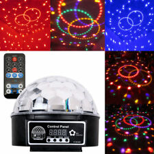 DJ Discokugel Lichteffekt Automatisch LED Party Bar Clubs Weihnachten Hause Pubs