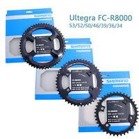 Shimano Ultegra FC-R8000 chainring 34/36/39/46/50/52/53T for Road Bike Crank