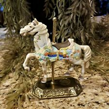 Vintage Willitts Carousel Horse Americana Memories Collection 135/9500