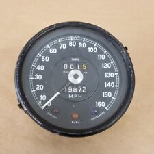 Jaguar XKE E-Type Original Speedometer Gauge 160MPH Smiths SN6332/01A WORKS OEM