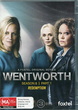 Wentworth Season 8 Part 1 Redemption Reg4 Post