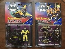 BATMAN RETURNS ACTION FIGURES X 2 by KENNER