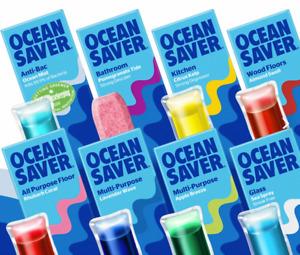 Ocean Saver Refill Drops Variety Of Refills 1 Pod Per Pack unboxed