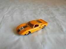 Matchbox Lesney No41 Ford GT40 Rare yellow version