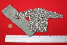 Dragon 1:6TH escala Segunda Guerra Mundial Usmc Camo Chaqueta & Green Pantalones CB30650