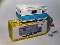 Caravane CARAVELAIR ARMAGNAC 420 - ref 564 au 1/43 de dinky toys atlas