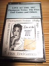 Live at the '101' PROMO Various Artists RETRO compilation MIX cassette Tape