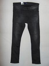 G-Star Raw Defend Super Slim W36 L34 Mens Slander Grey Super Stretch Denim Jeans
