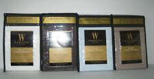 Wamsutta Solid 100% Cotton Queen Sheets & Pillowcases