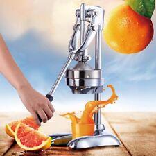 Commercial Manual Juicer Juice Extractor Hand Press Squeezer Orange Citrus Hot