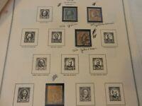 Lot of 11 United States 1918-1931 Stamps, Washington, Monroe, Roosevelt & More