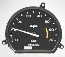 1980 Chevrolet Corvette Tachometer L-82 6000