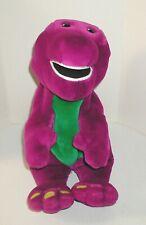 1997 Barney Actimates Microsoft Corp. Gently Used, Soft Plush Singing Toy