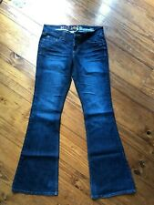 MUDD JEANS SIZE 7 JUNIORS FLARE LEGS