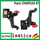 Plate Microphone OnePlus 5T Connector Antenna FPC One Plus Port Jack Audio A5010