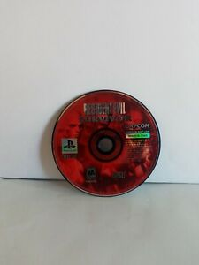 Resident Evil: Survivor (Sony PlayStation 1, 2000) PS1, Disc Only,test n workers