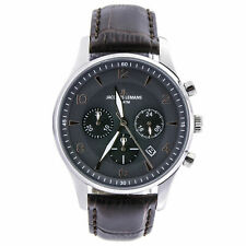 JACQUES LEMANS WATCH - 1-1654F LONDON CHRONO 10 ATM - BRAND NEW AND BOXED