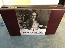 KMS Satz Vatikan 1936 - Papst PIUS XI