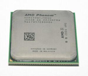 AMD Phenom X3 8450 - HD8450WCJ3BGH 2100 Mhz - SOCKET AM2/AM2+