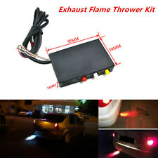 Car SUV Aircraft Exhaust Flame Thrower Kit Fire Burner Afterburner Universal 12V
