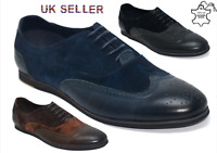 Men's Fashion Casual Formal Office Wedding Real Leather Size 9,10,11 New Shoes