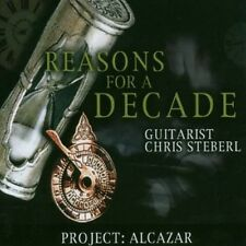 Project Alcazar-reasons for a decade-CD-NUOVO OVP