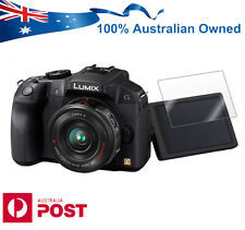 LCD Screen Protector Guard for Panasonic Lumix TZ110 G6 GM1 AUS