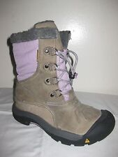 Keen Waterproof   Boots Winter Kids Shoes Size EUR 35, US 3.