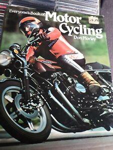 Motor Cycling Book