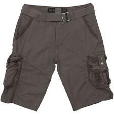 Pantalones cortos de hombre negras 100% algodón
