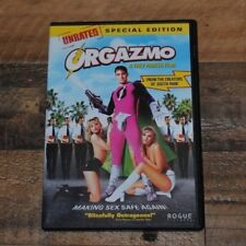 Orgazmo (DVD Unrated Special Edition) Trey Parker Matt Stone FANTASTIC CONDITION