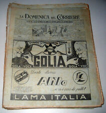 LA DOMENICA DEL CORRIERE annata completa 1948
