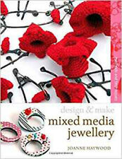 Mixed-media Jewellery: Methods and Techniques (Design and Make), New, Joanne Hay