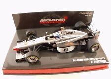 Minichamps McLaren Mercedes MP 4/12 D.Coulthard #10 neuf en boîte / boxed 1/43