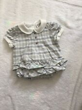 Baby Girls Spanish Romany Sarah Louise Romper 6 Months