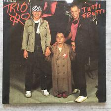 TRIO: Tutti Frutti / Ich lieb den Rock 'n' Roll (Single Mercury 818723-7 / FBC)