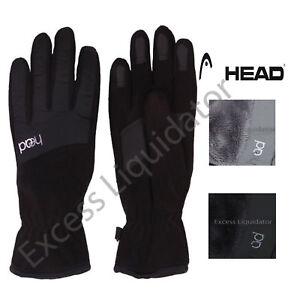 HEAD JR ThermalFUR Fleece Gloves - Child Size