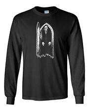 258 Nosferatu Long Sleeve Shirt scary movie vampire horror villain classic new