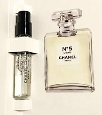 Chanel NO. 5 L'EAU Eau De Toilette Spray Sample 0.06OZ / 2 ML Genuine
