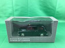 Historic Royal Palaces - Tower Of London - London Taxi  Die Cast - (SHELF WEAR)