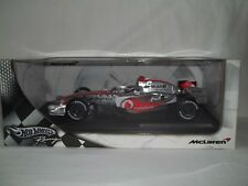 Hot Wheels Racing 1:18 McLaren MP4-22 Fernando Alonso Neu Ungeöffnet