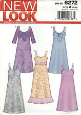 New Look 6272 Misses' Dress  6, 8, 10, 12, 14, 16  Sewing Pattern