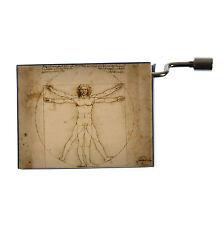 "Art Music Box - Michelangelo ""Divina Proportione"" & Beethoven ""Für Elise"" / ""For"