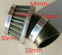 150CC ATV Air Filter with Open Diameter 37mm for PZ27 Carburetor